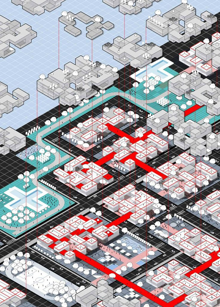 Cartuja Urban Development, Rodrigo Castro-Penalva, Academic 2007 - Seville…