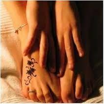 image tatoo fleur femme - Recherche Google