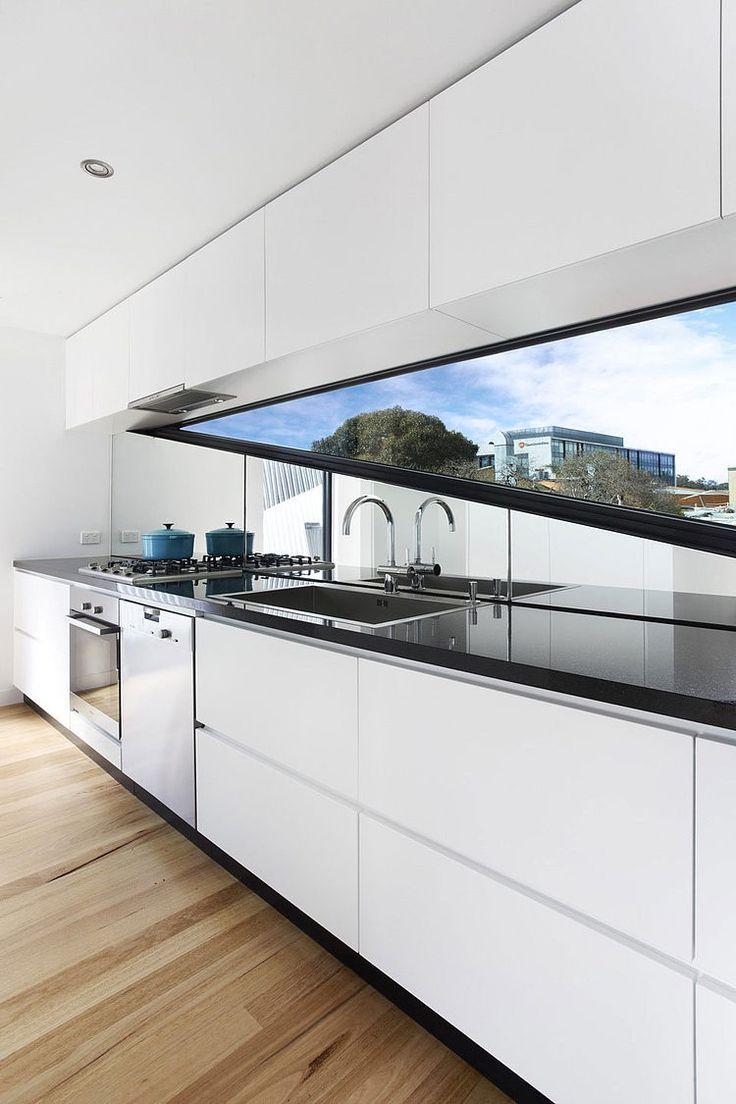 20 best Küchen images on Pinterest | Contemporary unit kitchens ...