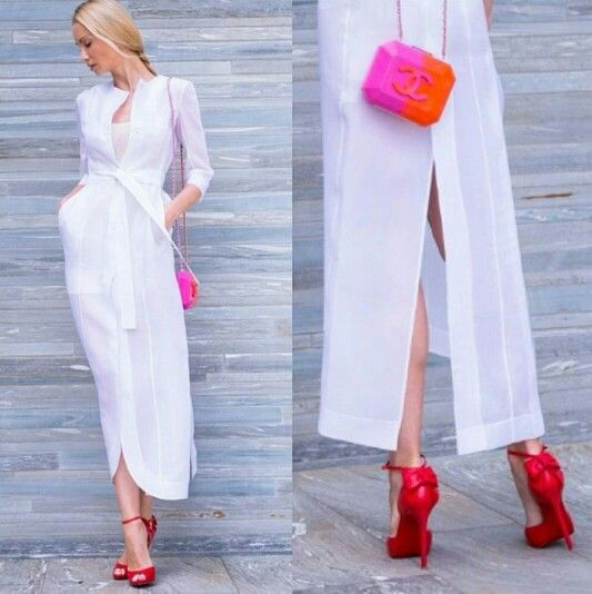 Платье-пальто из органзы от Наташа Зинько