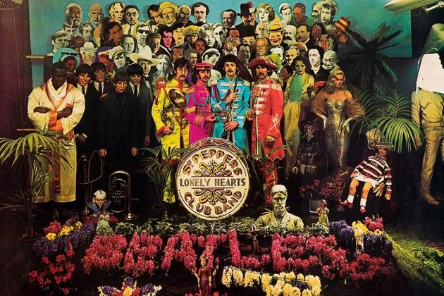 Beatles' 'Sgt. Pepper' Cover Art: A Guide to Who's Who