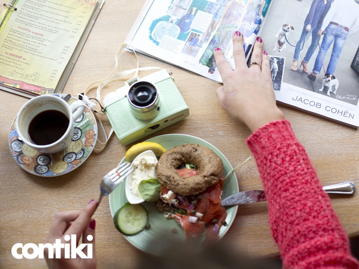 Fashion. Food. Art Revivial.