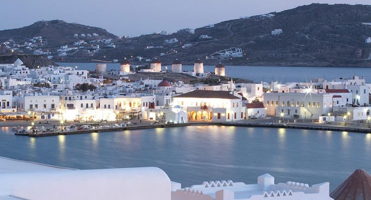Visit  the  beautiful.....  Greek ..... Island ....... Mykonos  Santorini  -  Ios -  Crete - Organization N&T TRAVEL SPECIAL  EVENTS Hotel Reservations - Transfer - V.I.P Limousine  Services