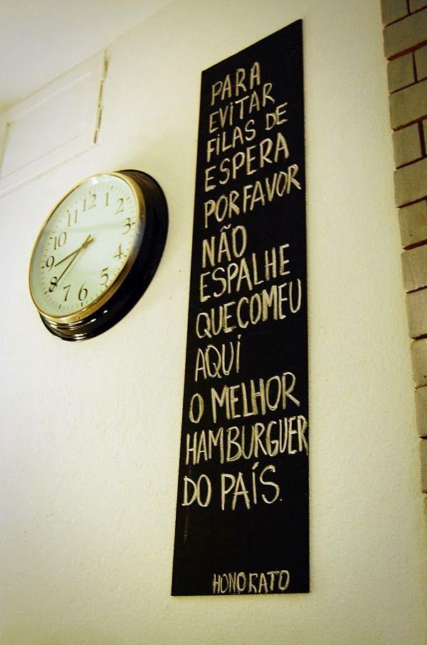 Honorato, Lisboa