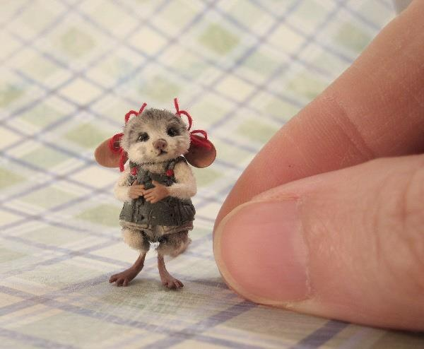 A Wee Mouse