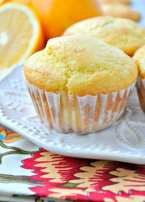 This recipe for Lightened Up Cornbread Muffins will allow you to enjoy a Southern recipe for cornbread that is moist and tasty, but a little healthier.