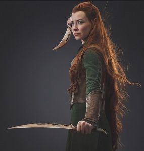 The Hobbit Tauriel Cosplay Costume with suggestions for buying, making and accessorizing.
