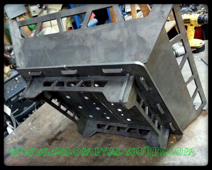 22 Modular Fire Pit Fire Pits Patio And Welding