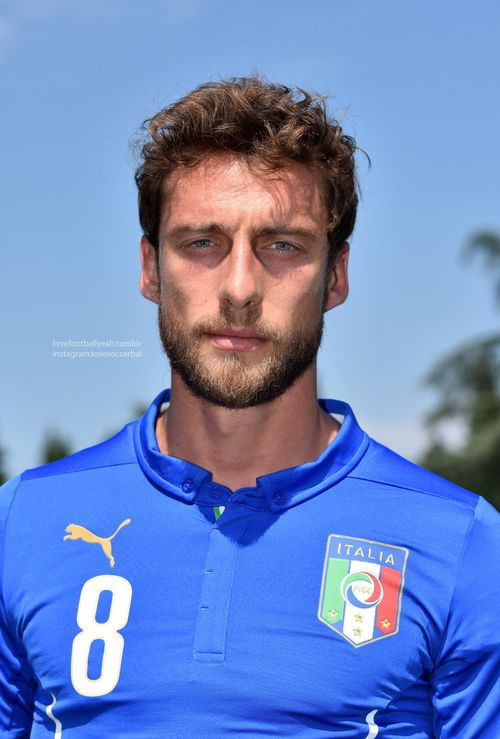 25894522bad ... 2014 World Cup Claudio Marchisio Photos Photos - Claudio Marchisio of  Italy poses during a portrait session ahead of ...