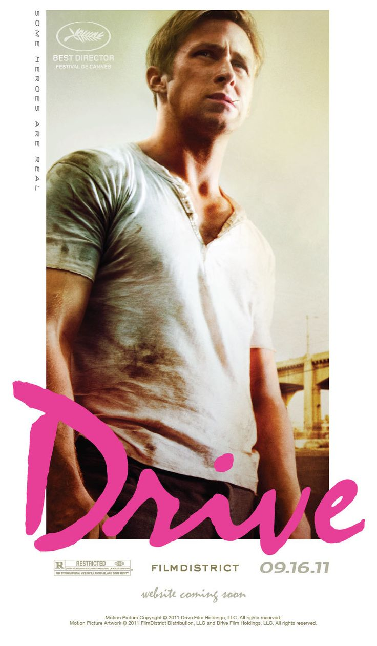 Very interesting main character (Driver) portrayed by such a talented actor, Ryan Gosling. He's able to make the character look like a true hero with all the toughness on his face and the coldness in his eyes but he also shows the gooey and the sweetness of the guy through his smile and his silence.   Very good use of music and sound and great cinematography.   Score: 8/10