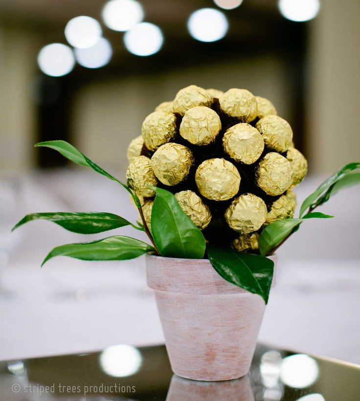 Wedding Gifts Auckland: 14 Best Images About Ferrero Rocher Trees On Pinterest