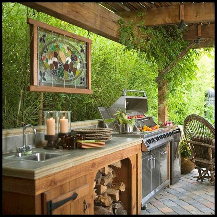 Do you enjoy cooking and being outdoors and close to nature? Then creating a space that combines the best of both worlds is ideal for your lifestyle.  Creating your own outdoor kitchen setup is an ideal way for you to join the fun while doing what you enjoy the most – cooking.  What do you like about outdoor kitchens?