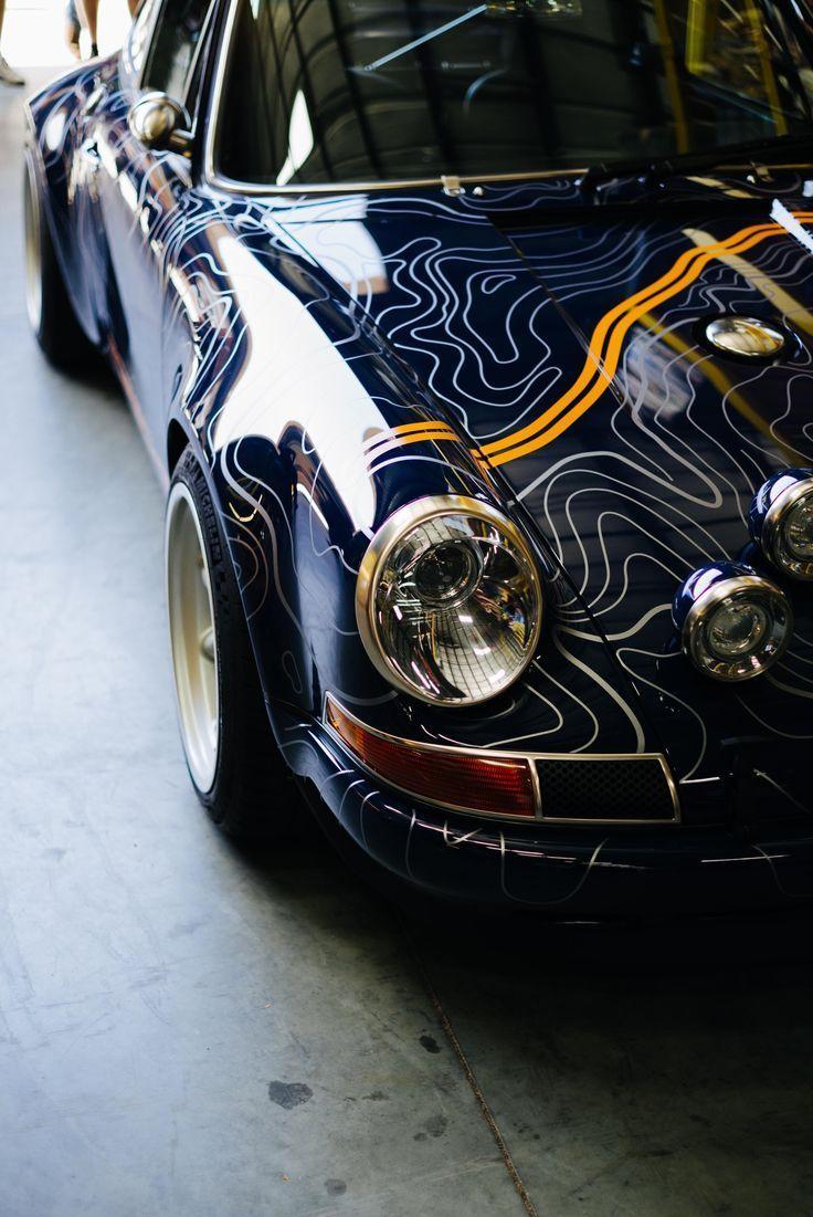 Singer car design Porsche covered #design # though #porsche # Sangerfah ……