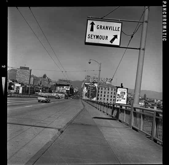 Archive Photos of the Day: Signs » Vancouver Blog Miss604