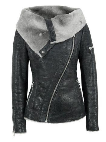 OoohBlack Leather Jackets, Fashion, Style, Closets, Clothing, Arnell Black, Bomber Jackets, Coats, Leather Biker Jackets
