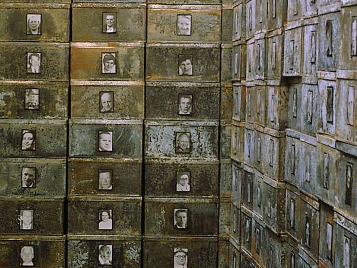 Photogallery. Detail Christian Boltanski ' ...