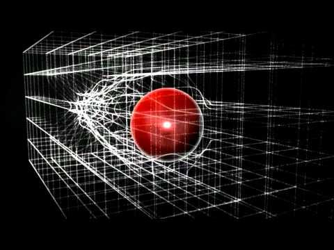 The ATLAS experiment at CERN generates high energy beams of protons in search for the Higgs Boson. Clear explanation of how Higgs Boson interacts with Higgs Field to create mass.