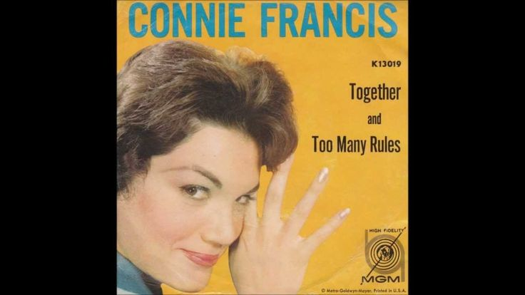 Connie Francis Never On Sunday Download Mp3