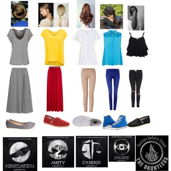 Divergent Clothing Style | www.pixshark.com - Images ...
