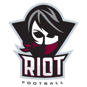 Regina Riot (Regina, Saskatchewan) Western Women's Canadian Football League #ReginaRiot #WWCFL #ReginaSaskatchewan (L17873)