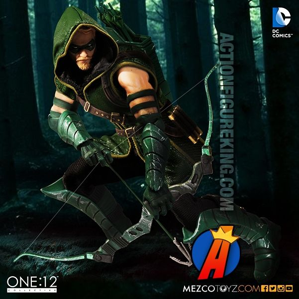1/12th scale #DCComics #JLA #GREENARROW #ActionFigure. See full details. Easily search thousands of new and vintage #collectibles #Toys and #ActionFigures here… http://actionfigureking.com/list-3/507-mezco-toyz/mezco-one-12-collective-dc-comics-green-arrow-action-figure