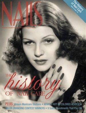 Image Result For Rita Hayworth Nail Shape