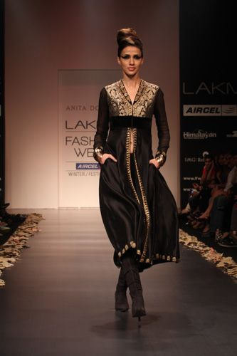 anita dongre -lakme fashion week