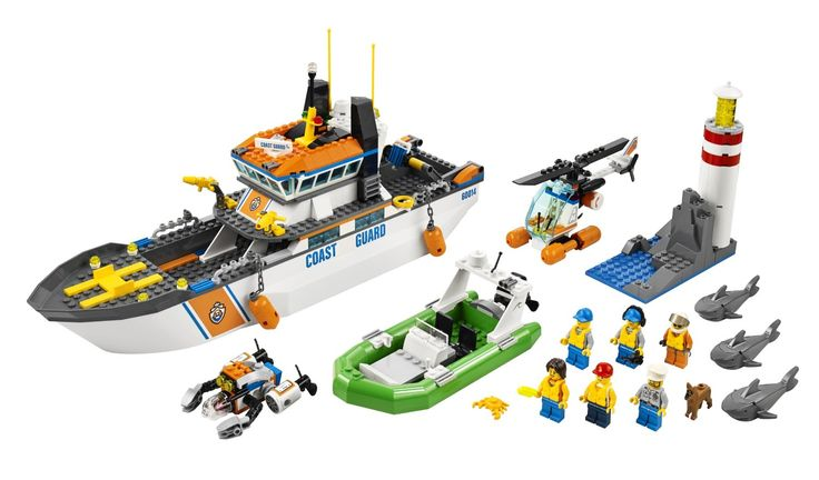 Cruise away with this LEGO Coast Guard Patrol only $72.63 Shipped! (was $80) See item ---> http://www.discountqueens.com/grab-this-lego-coast-guard-patrol-only-72-63-shipped-was-80/