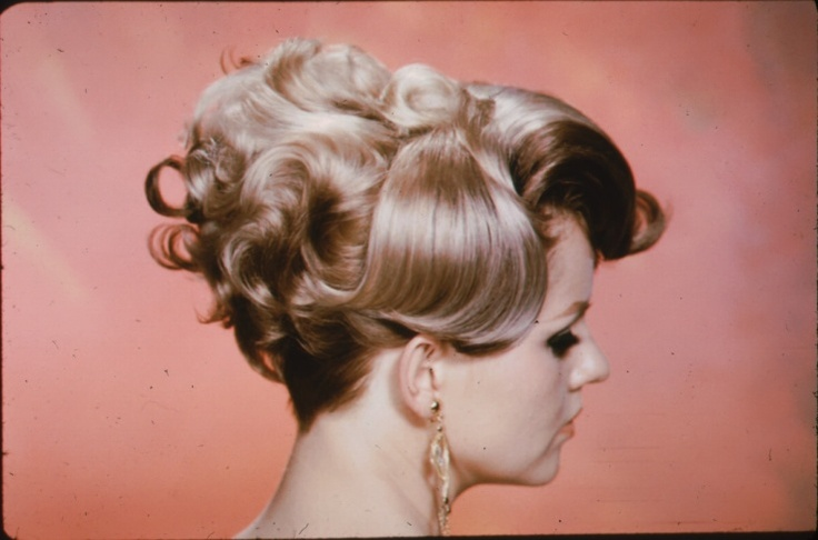 Pivot Point In The 1960s #60s #hair