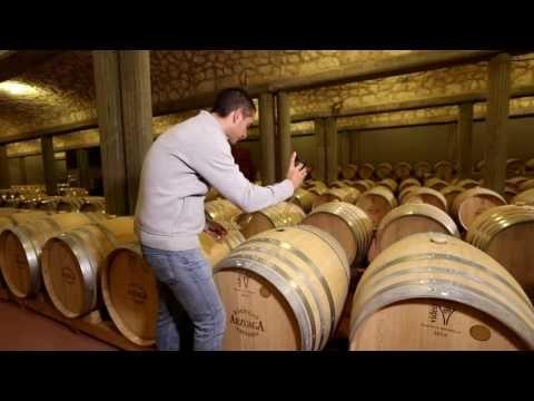 Elaboración y crianza de los vinos de la Familia Arzuaga - Todovino
