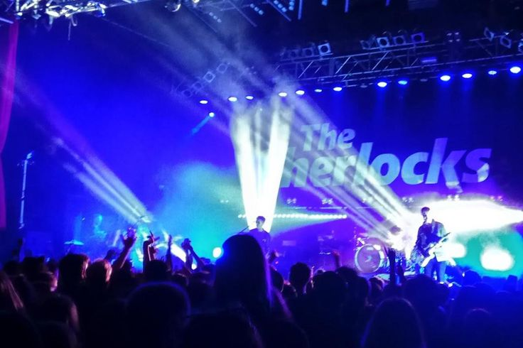 The Sherlocks Return To Glasgow In Sold Out Gig For New Album Live For The Moment  #thesherlocks