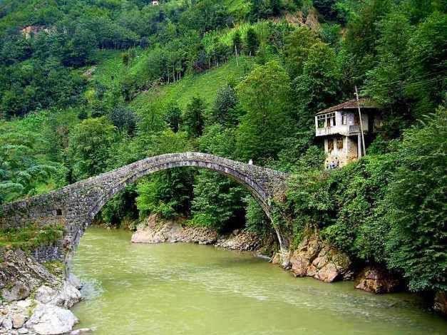 Arhavi, Artvin, Turkey.