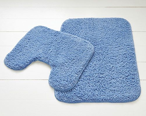 Set of 2 co ordinating mats  for your bath and pedestal  Available in 2  colours  Bath mat size x pedestal mat size x Machine washable. Best 25  Pedestal mats ideas on Pinterest   Ikea drawer organizer