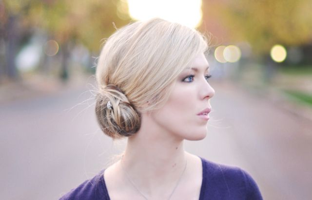 17 Best Ideas About Wedding Hairstyles On Pinterest: 17 Best Ideas About Low Side Buns On Pinterest