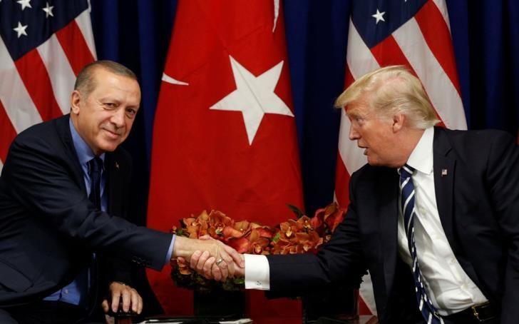 Ινφογνώμων Πολιτικά: Τραμπ: Ο Ερντογάν έχει γίνει φίλος μου