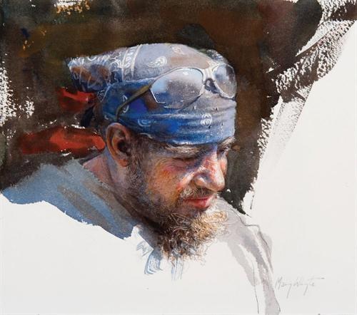 Four Elements Watercolour Artist Tuffytats: 1000+ Images About Art / Watercolors Portraits On