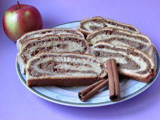 Recepti iz moje bilježnice: Orahnjača i štrudla s jabukama