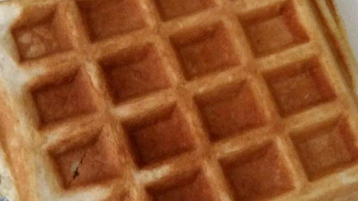 Tired of plain old waffles? Do you love French toast, but don't like the hassle? Then  try this recipe that combines the ease of waffles with the taste of French toast!