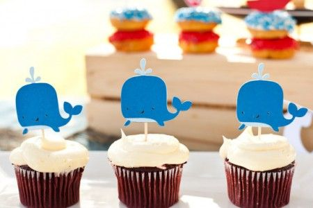 Whale theme party ideas - Google Search