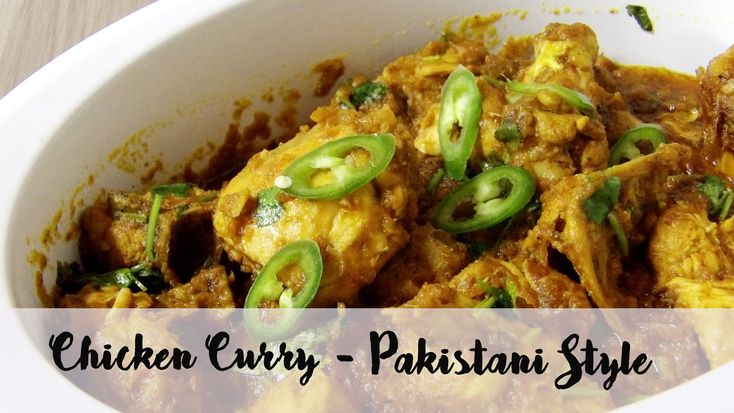 nice Quick and Easy Chicken Curry | Pakistani Recipe | Hungry for Goodies