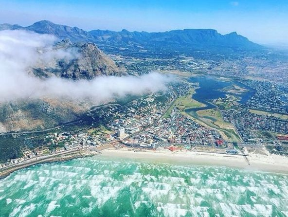 """Check out more sweet pics like these, who made them, and the stories behind them: instagram.com/capetownmag. Are you on Instagram? Tag one of your great pics with#CapeTownMag and we might just feature your image. The picture of the week for the winning #capetownmag feature!  """"Would you like to go to Cape Town once?""""   featuring @oksana_bordo ."""