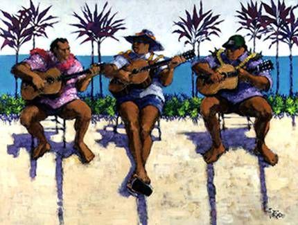 Groovin' by Al Furtado at Maui Hands