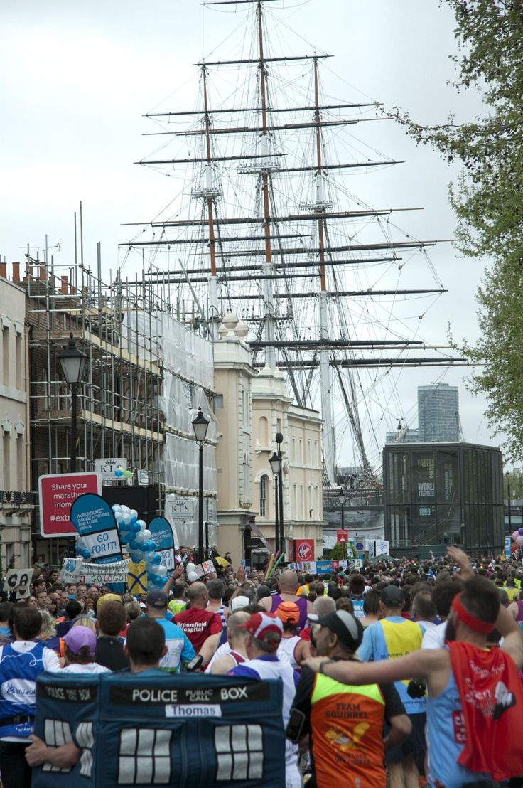 London Marathon 2015 – in pictures