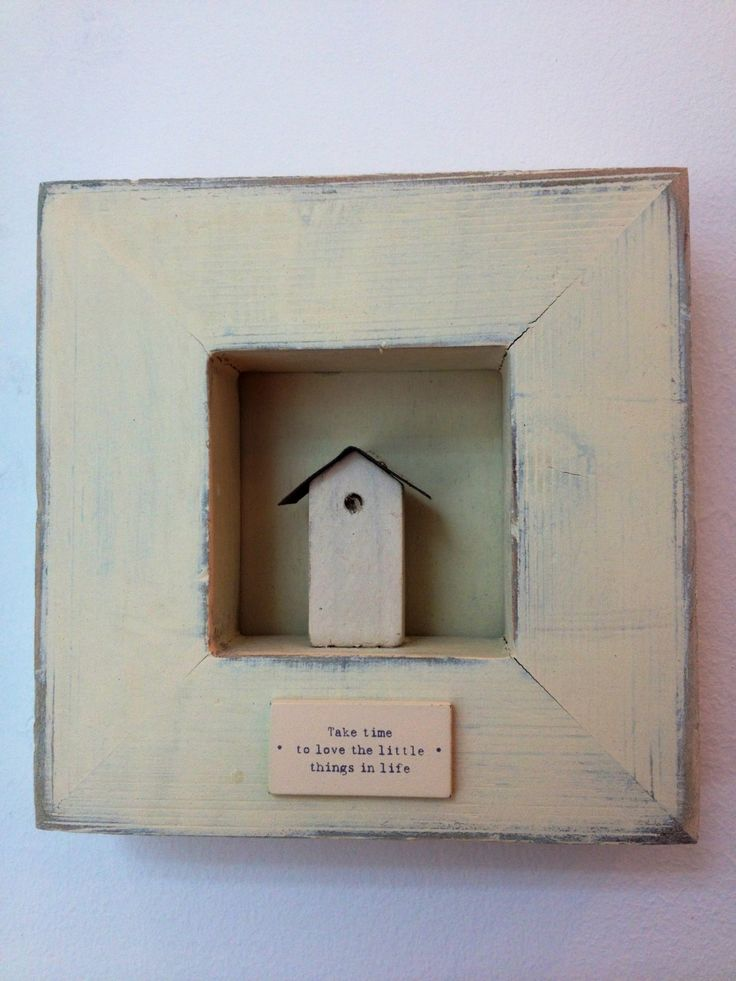 East of India Little Beach Hut Wooden Picture £10.99 Small chunky East of India little beach hut wooden picture, has a small plaque reads 'Take time to love the little things in life'. Cream washed frame with a little beach hut inside, a simply gorgeous gift for friends or family or to have in your own nautical themed room. Dimensions Approx: H: 11cm x W: 11cm x D: 3cm