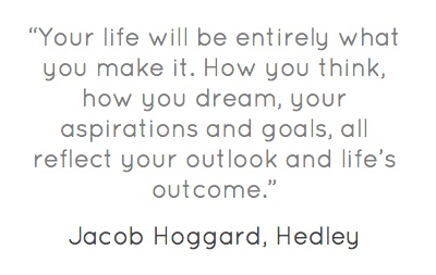 #Hedley singer Jacob Hoggard shares the best piece of advice he ever received with 2012 graduates. #inspiration #quotes
