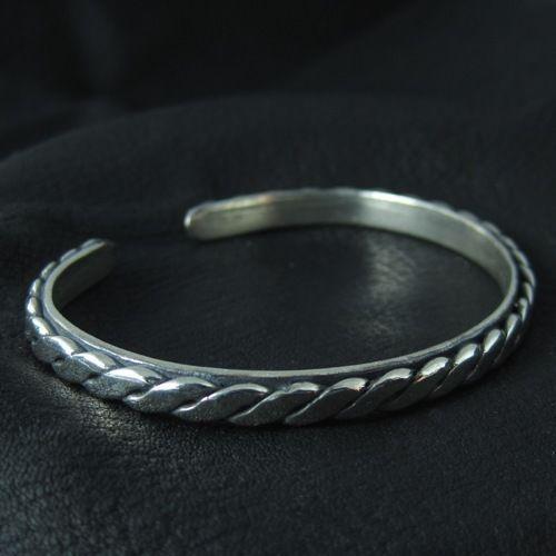 Silver medieval bracelet. Reenactment. Medieval. Slavic. SCA.