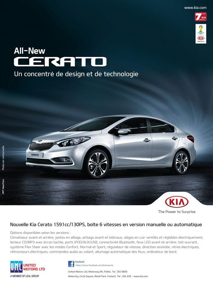 KIA Cerato (new)