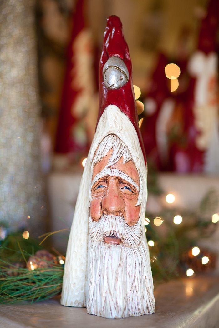 KATHY RAVENBERG Cypress Knee Santa