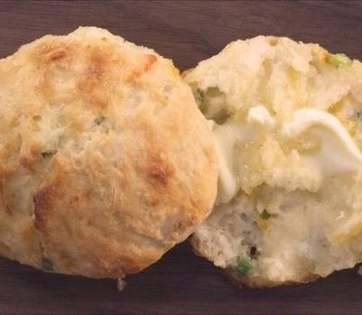 A hot savoury biscuit to go with soups, stews or even roast dinners. Get the recipe!