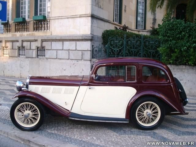 Singer Super Nine Le Mans Coupe 1934 British Classic Cars From